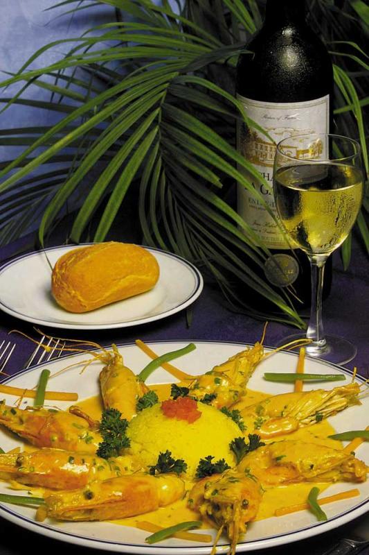 Hotel Clipper - Plat restaurant