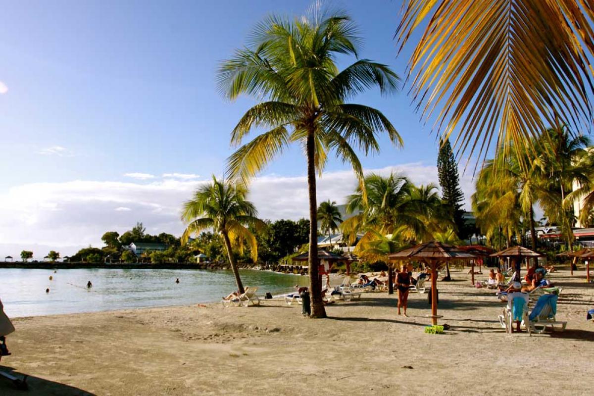 Karibéa Beach Resort Gosier - La plage