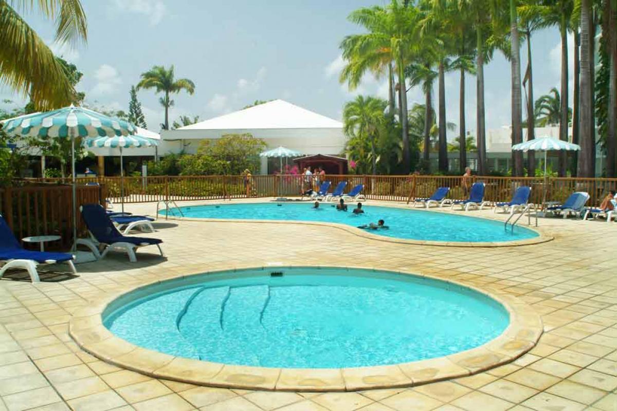 Hotel Salako- 2ème piscine
