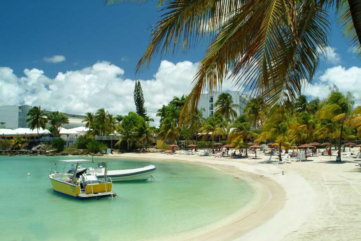 Hotel Salako - La plage