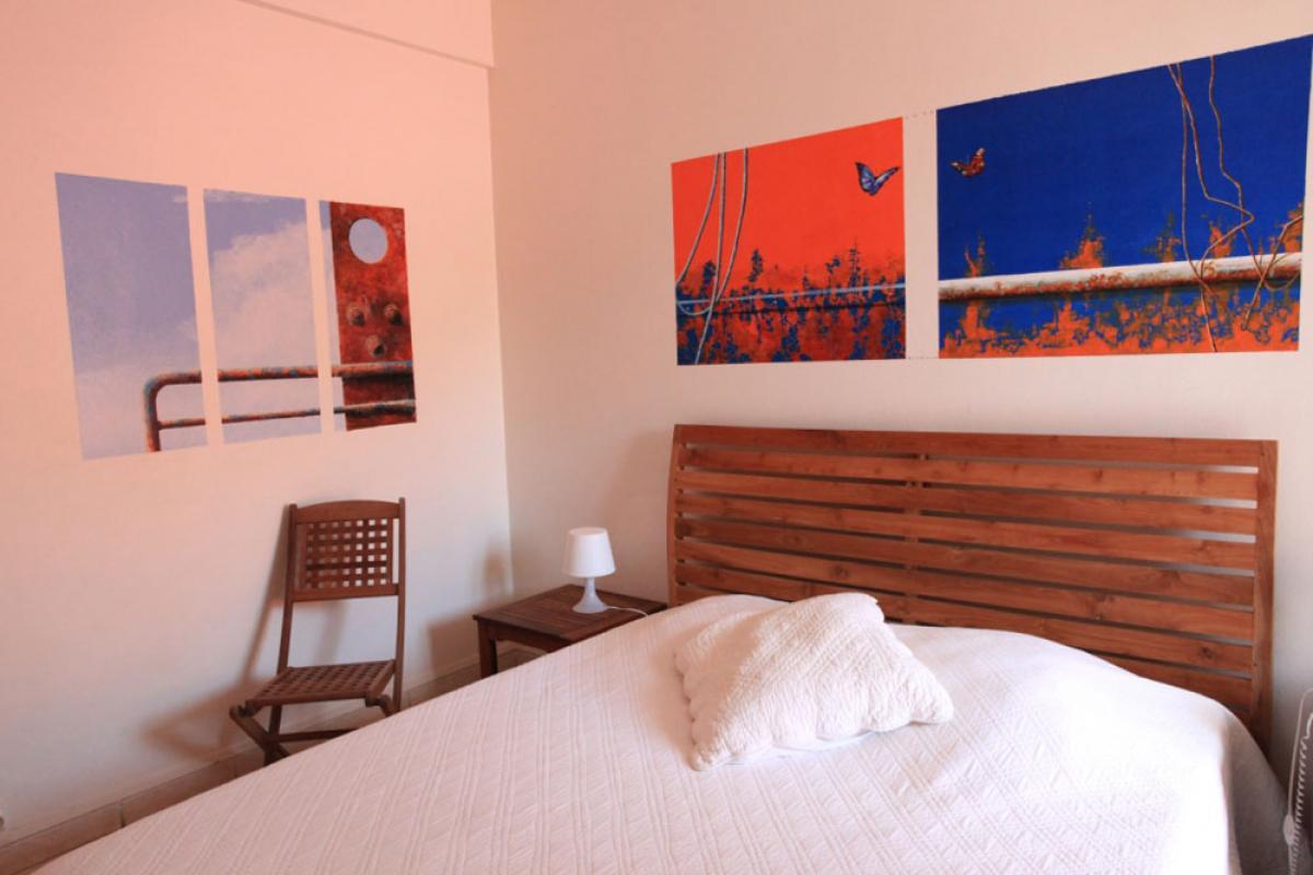 Hotel Lo Bleu - Chambre