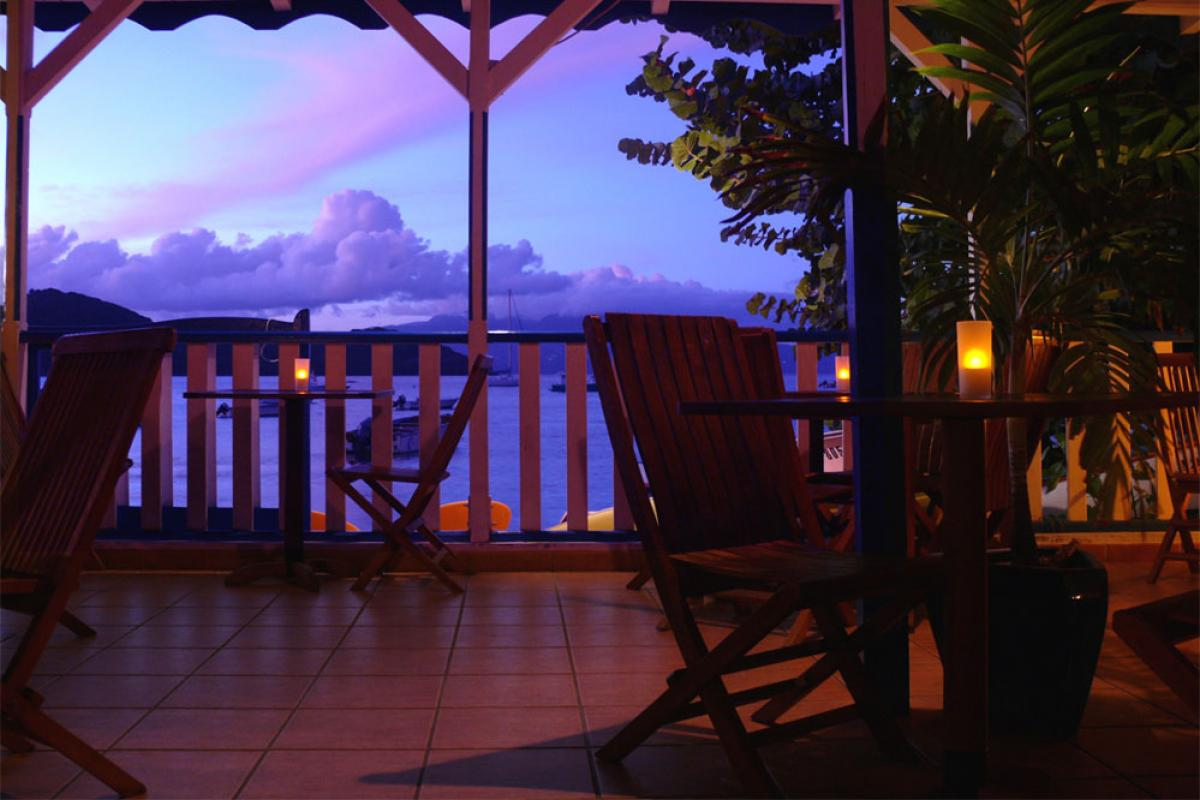 Hotel Lo Bleu - Restaurant