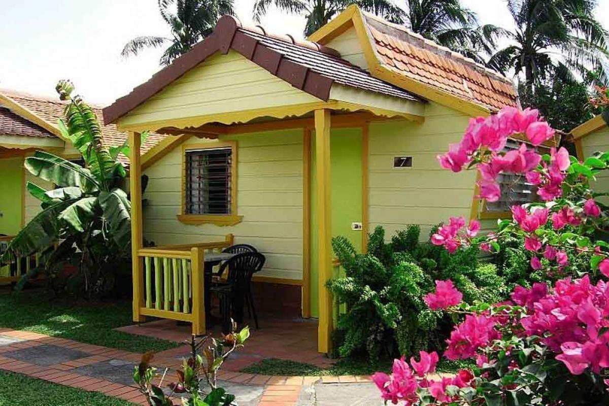 Hotel Bambou - Bungalow Jaune