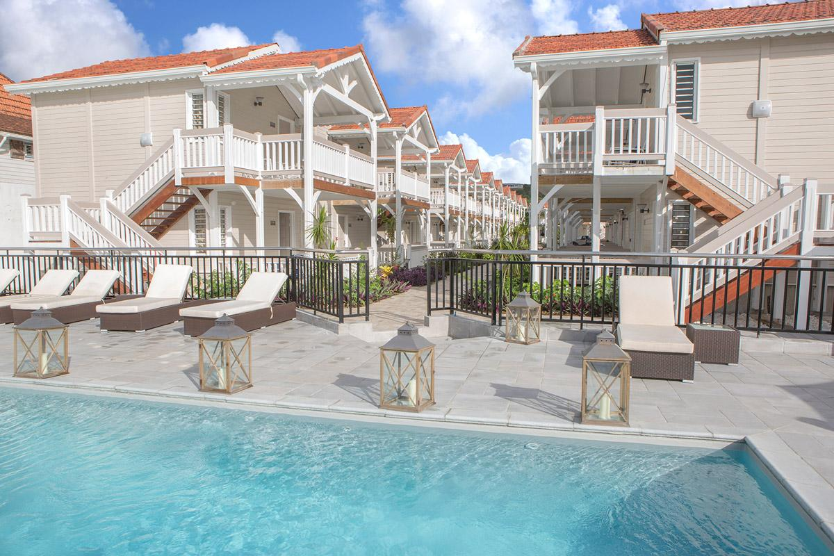 Hotel Bambou - Chambres supérieures et Mini Suites