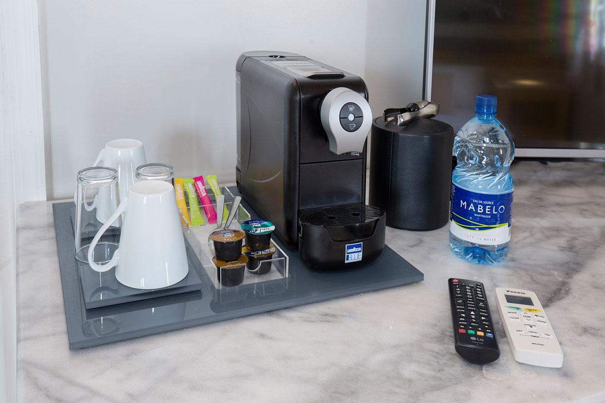 Hotel Bambou - Kit Café Suites