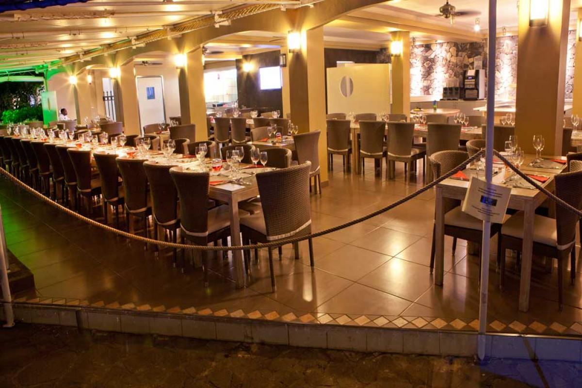 Hôtel La Pagerie - Restaurant