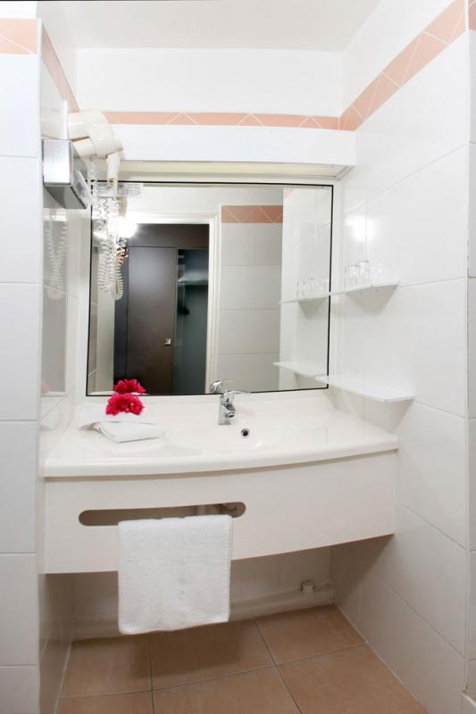 Hôtel Martinique - Salle de douche