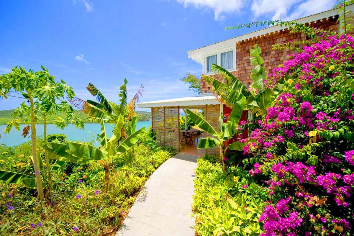 Hotel de Charme Martinique Jardin