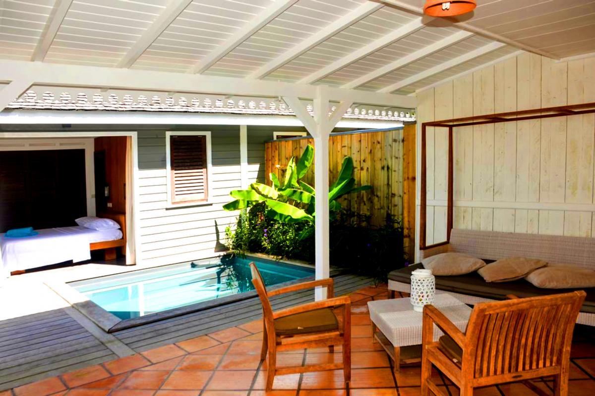 Hotel de charme Martinique