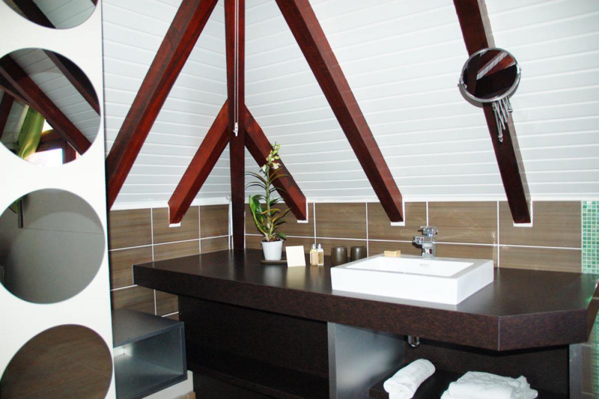 Suite - Salle de douche