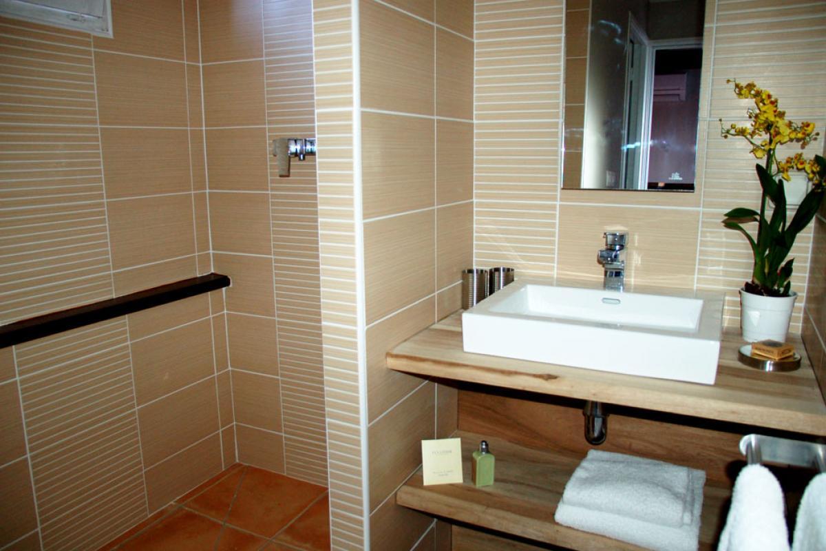 Villa - Salle de douche