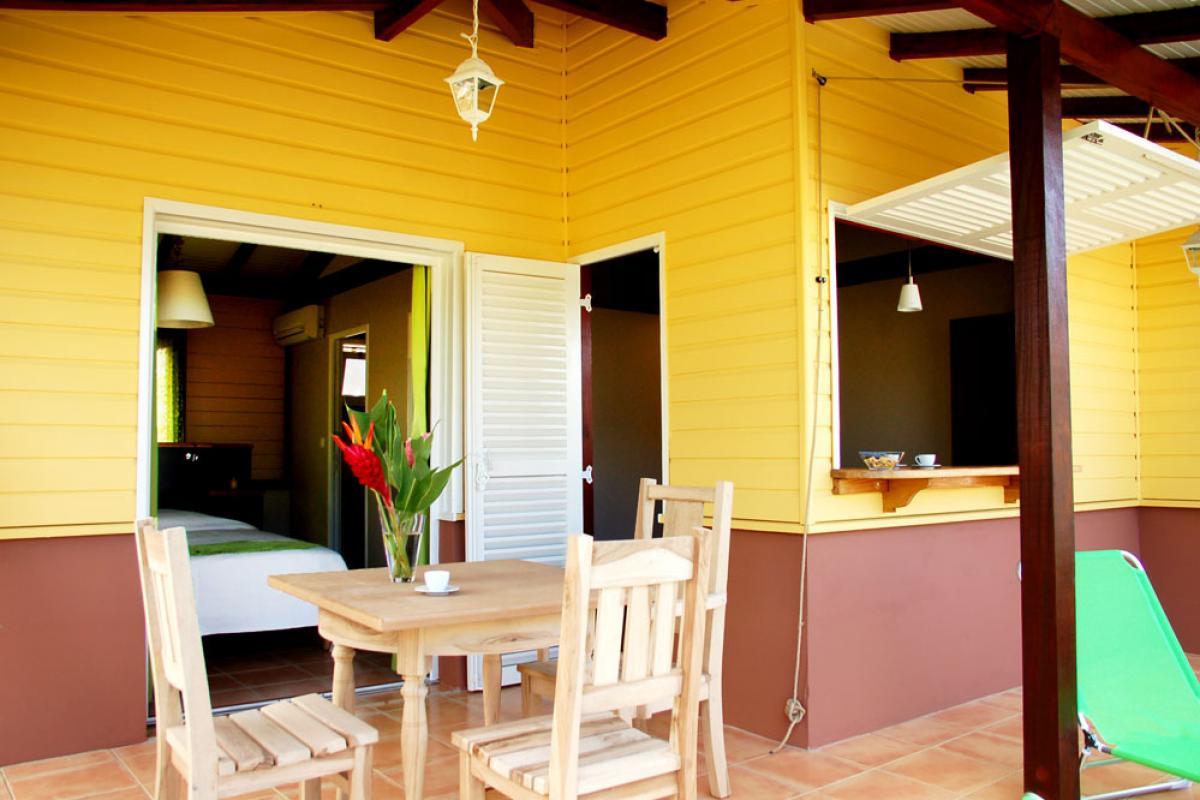 Villa - terrasse