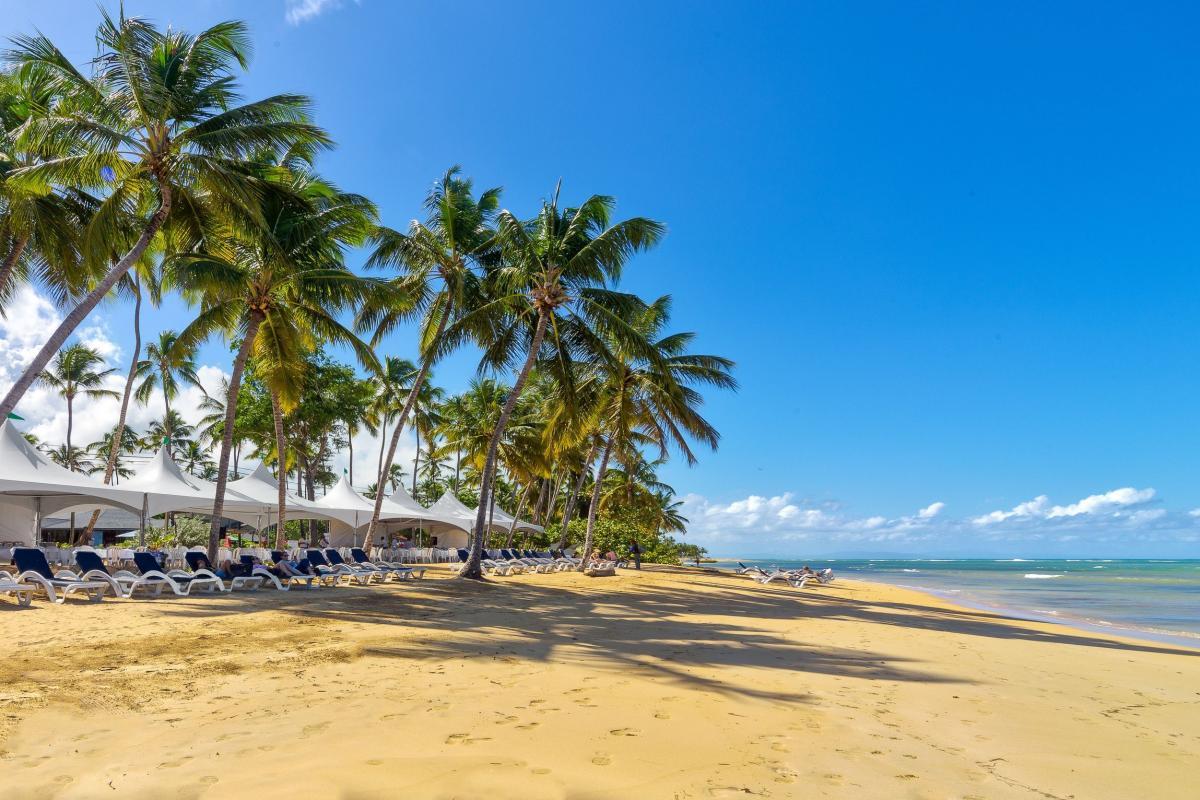 Hotel de luxe front de mer Alizei République Dominicaine Plage