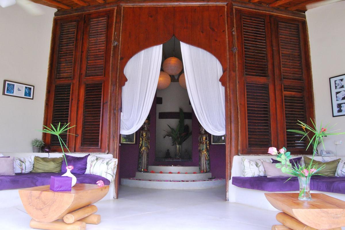 Hotel de luxe front de mer Alizei République Dominicaine spa