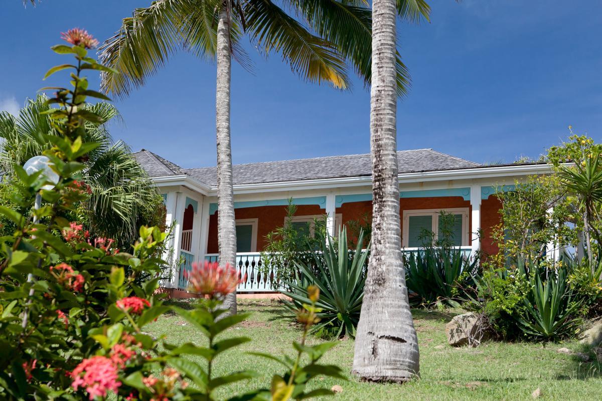Hôtel La Plantation - Jardin Studios et Suites