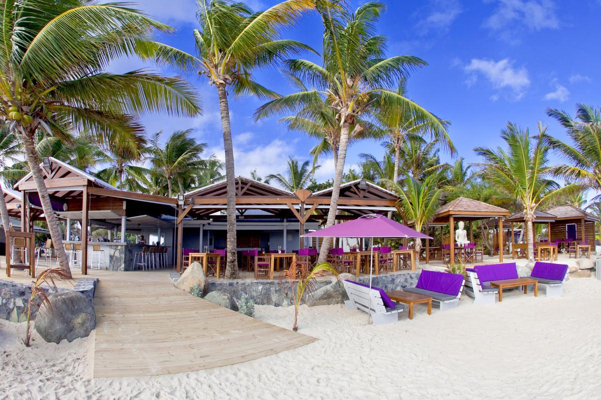 Hôtel La Plantation - Restaurant Bikini beach