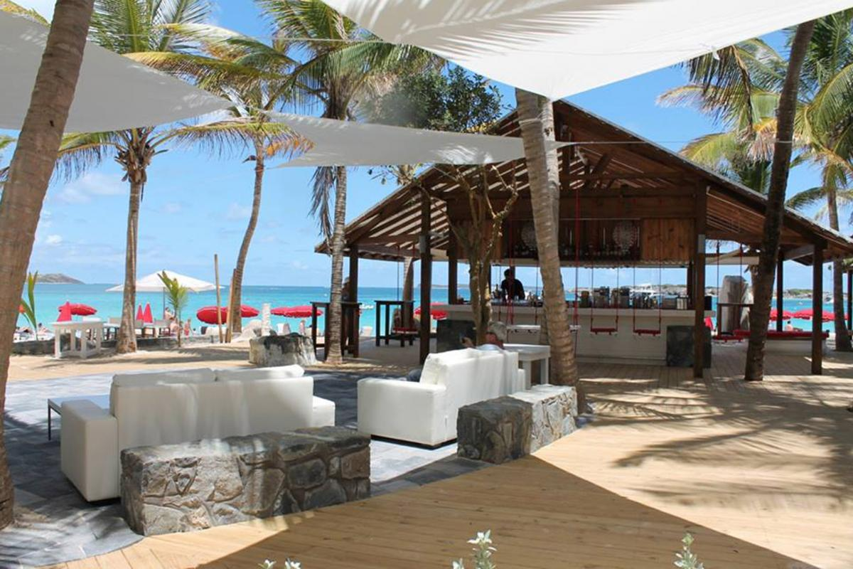Hôtel La Plantation - Restaurant Kontiki beach