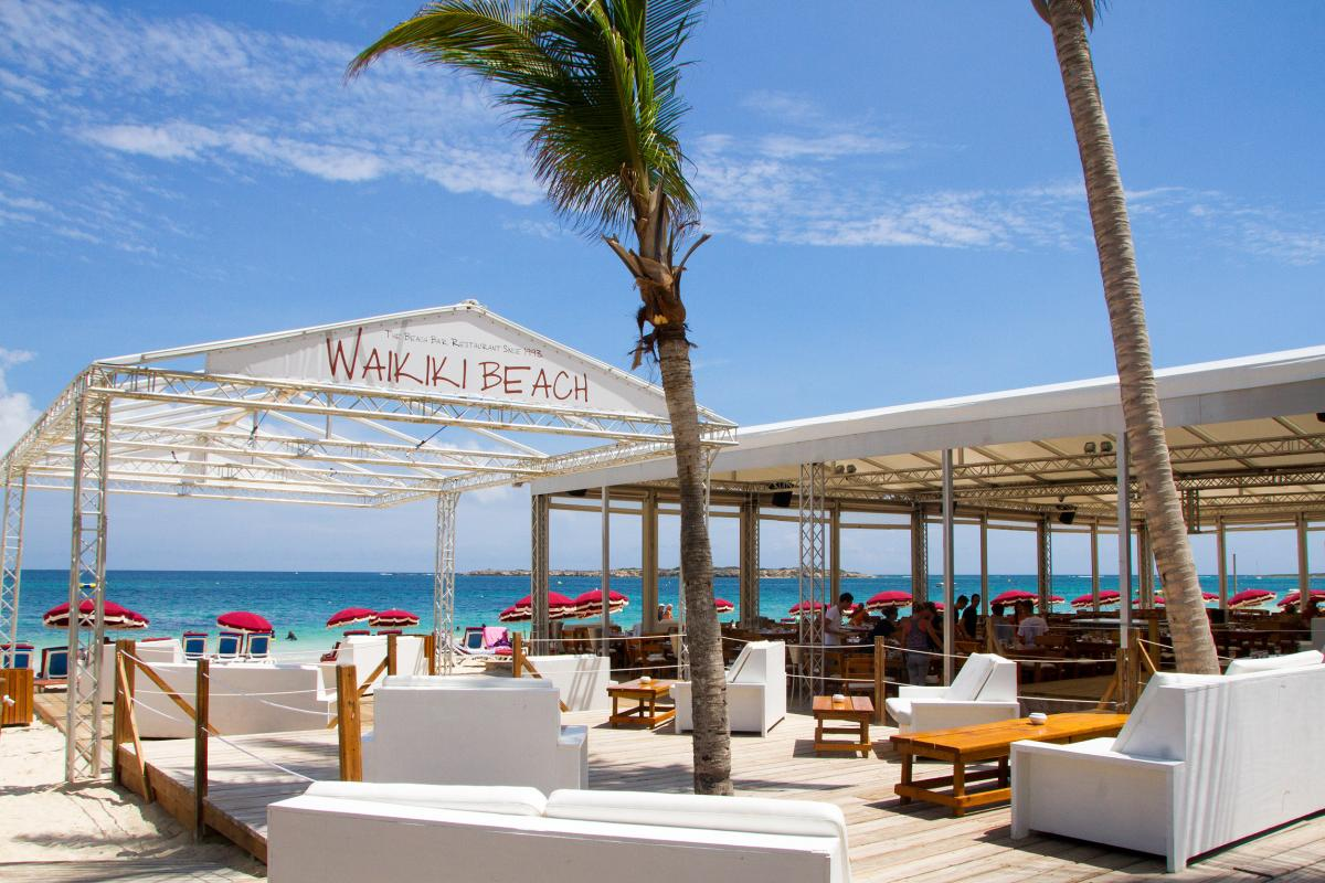 Hôtel La Plantation - Restaurant Waikiki beach