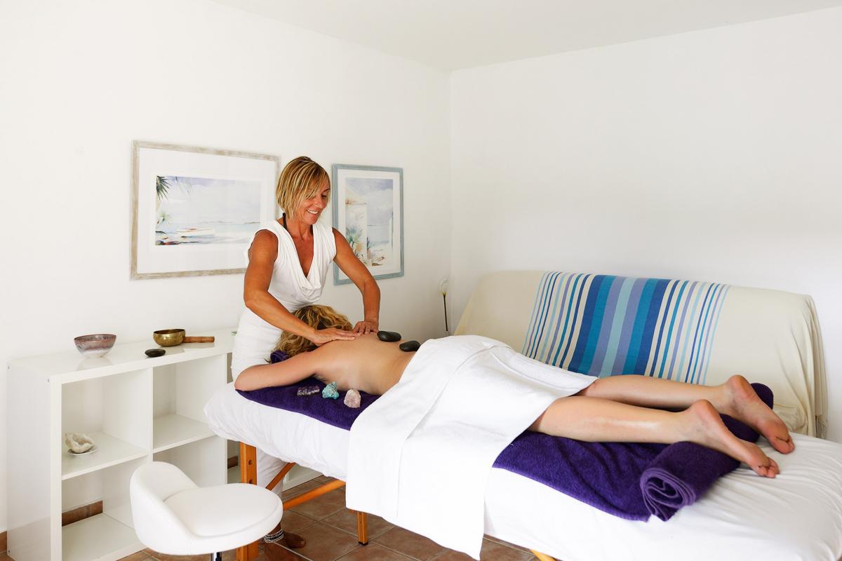 Studios la Plénitude - Séance de massage