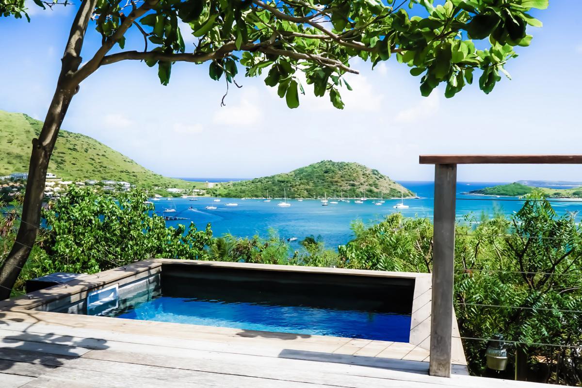 Hotel Karibuni Lodge - Jacuzzi vue mer Suite Exclusive