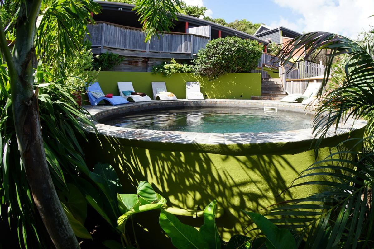 Hotel Karibuni Lodge - La piscine de l'hôtel
