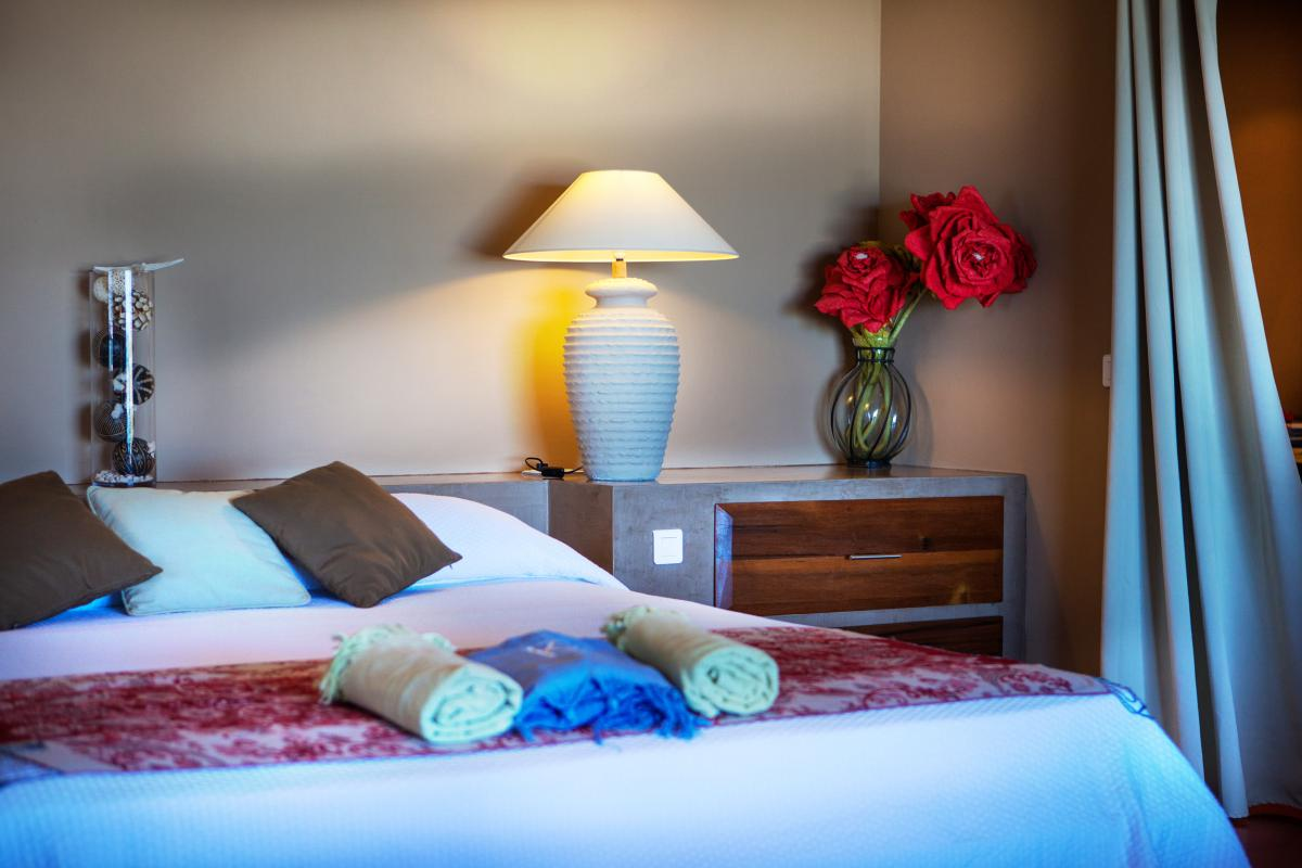 Hotel Karibuni Lodge - Lit King Size Suite deluxe