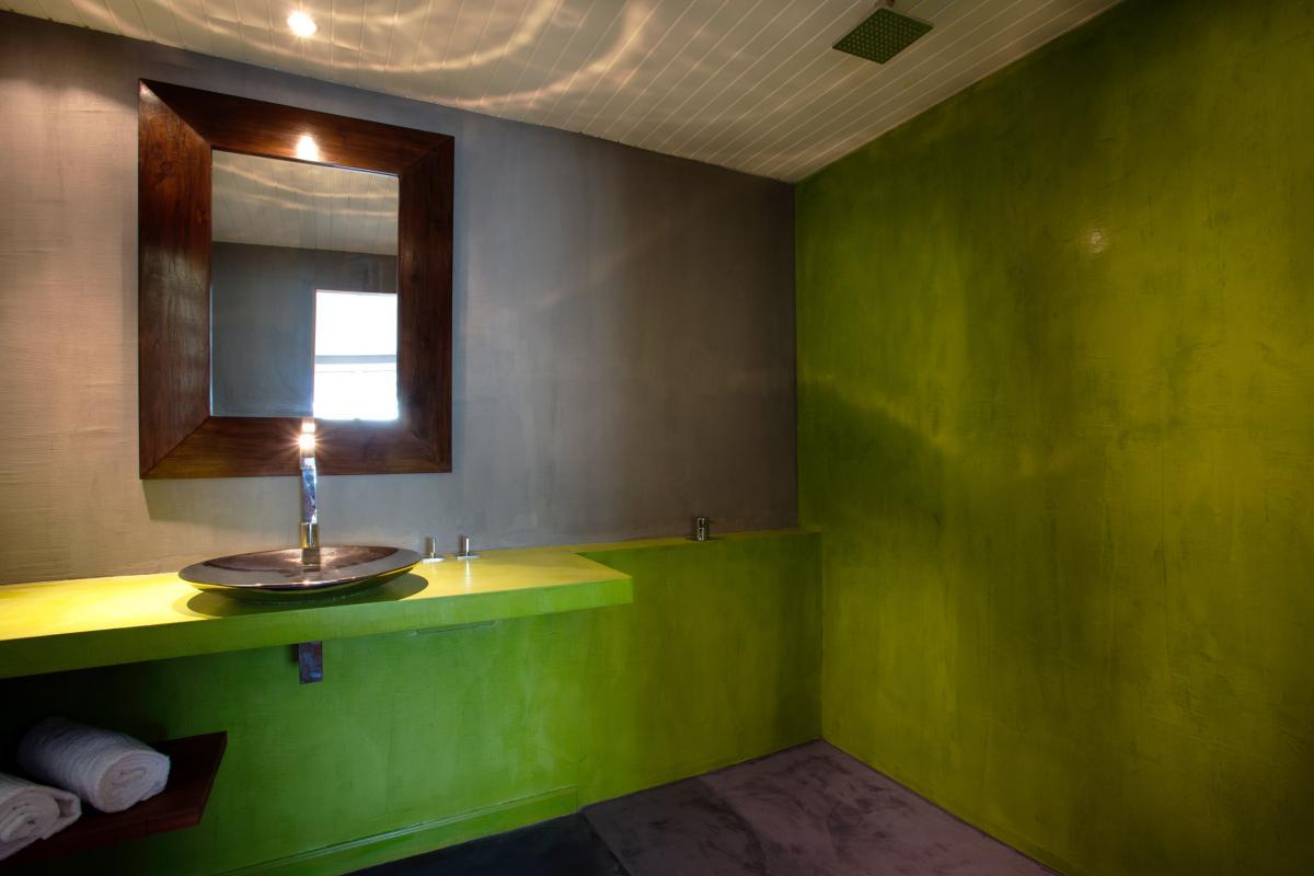 Hotel Karibuni Lodge - Salle de douche Suite deluxe
