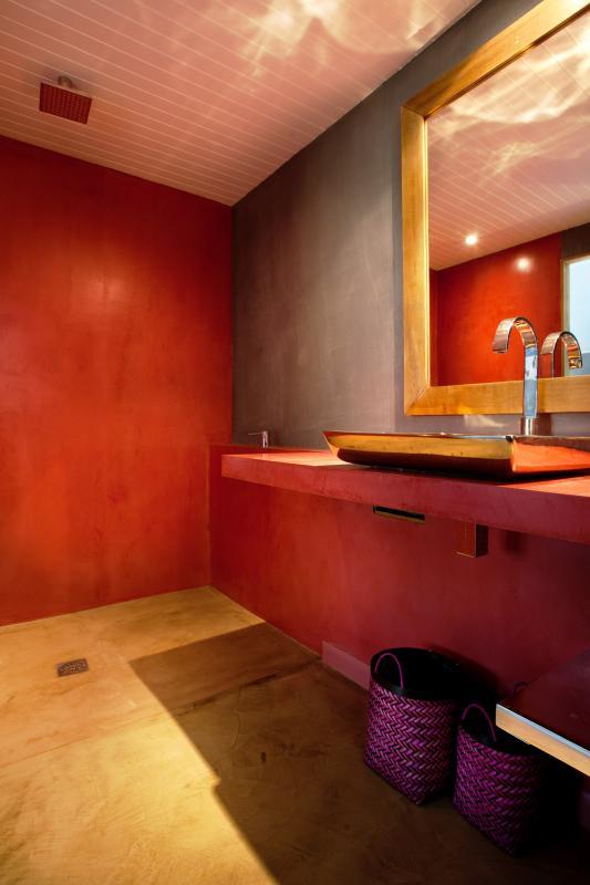 Hotel Karibuni Lodge - Salle de douche Suite Premium