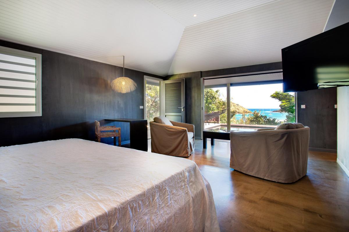Hotel Karibuni Lodge - Suite Premium vue mer