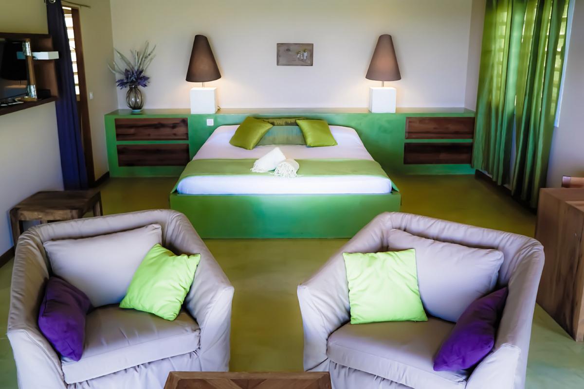 Hotel Karibuni Lodge - Vue d'ensemble Suite exclusive