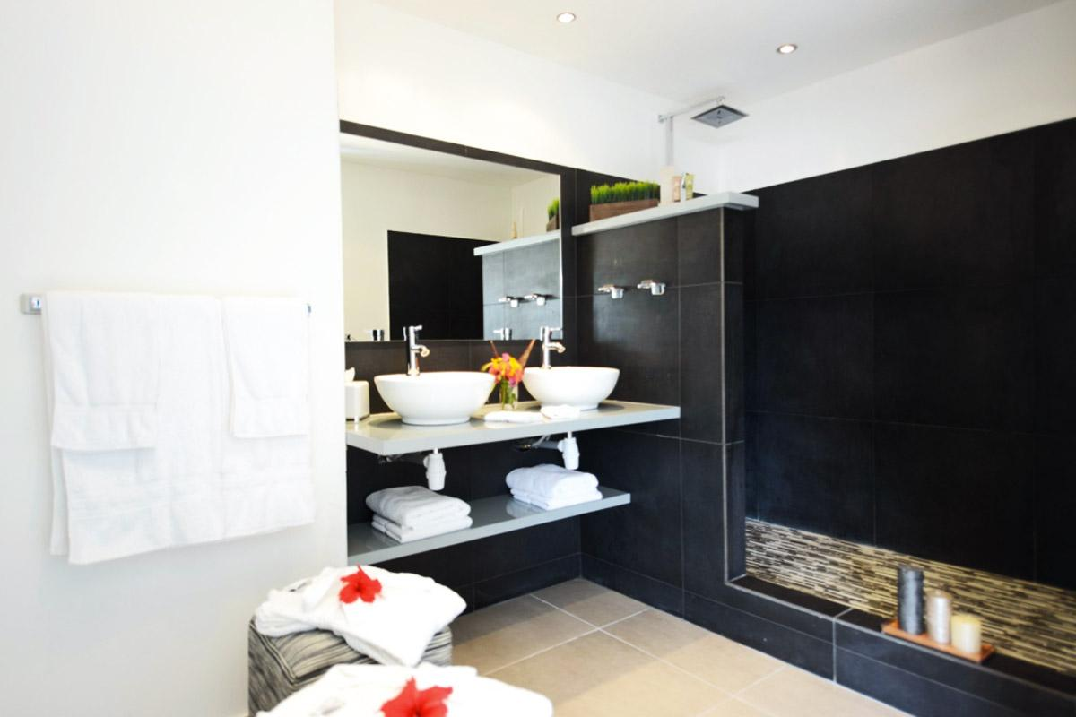 Marquis Hôtel Boutique - Suite Marquise salle de douche
