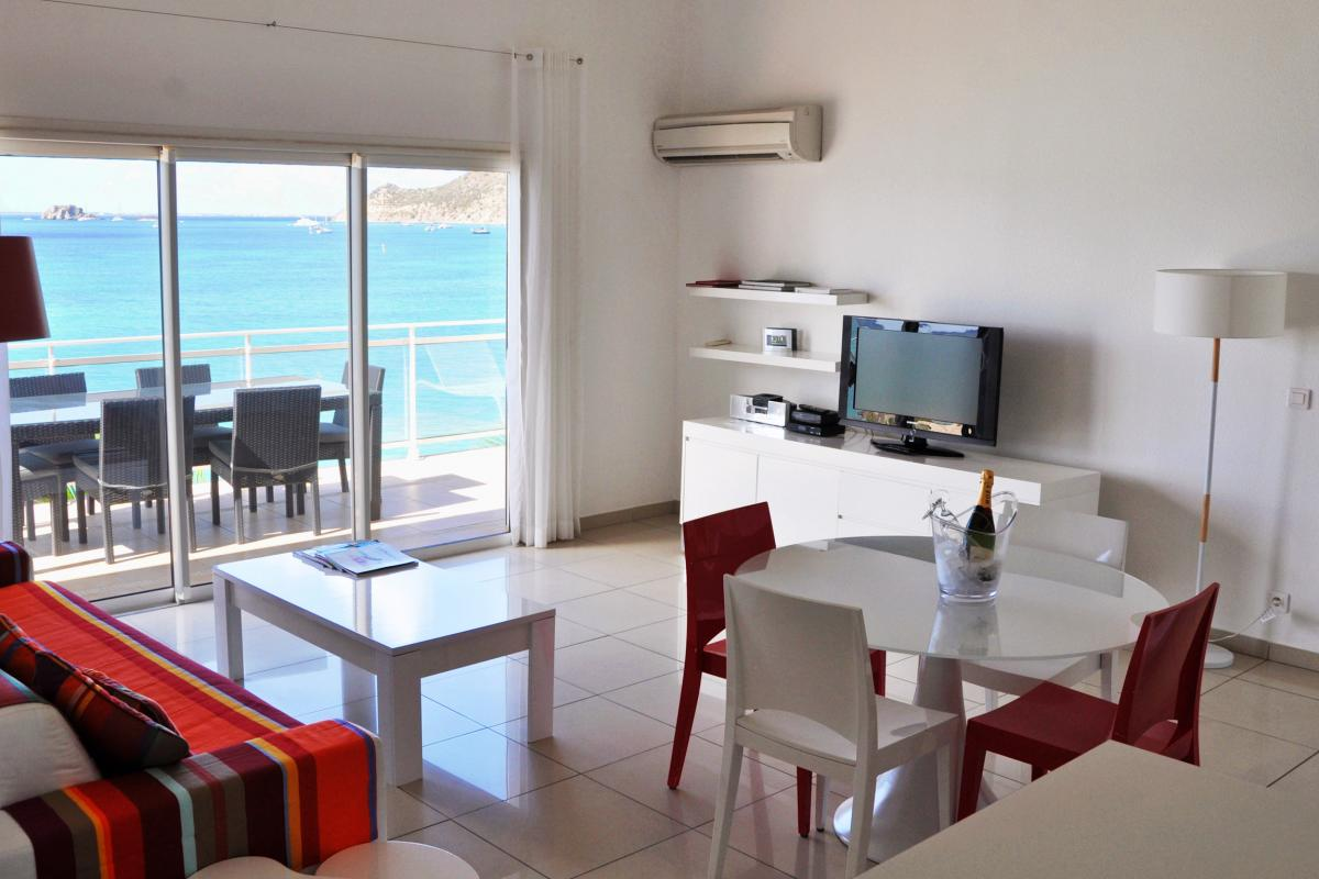 Bleu Emeraude - Terrasse vue mer appartement 2 chambres