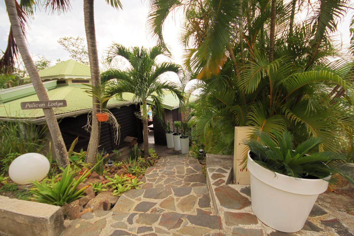 Location villa de charme à Dehaies - entree