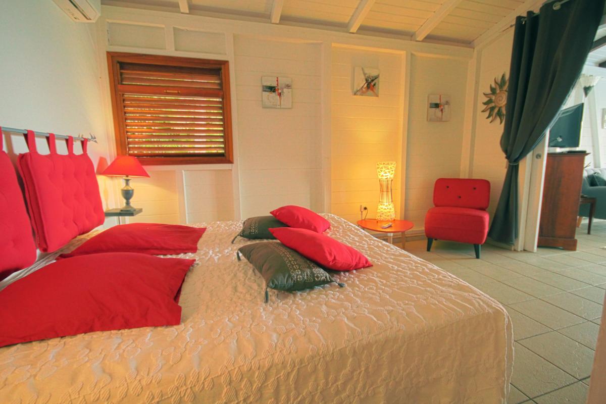 Location villa de charme à Dehaies - La chambre 2