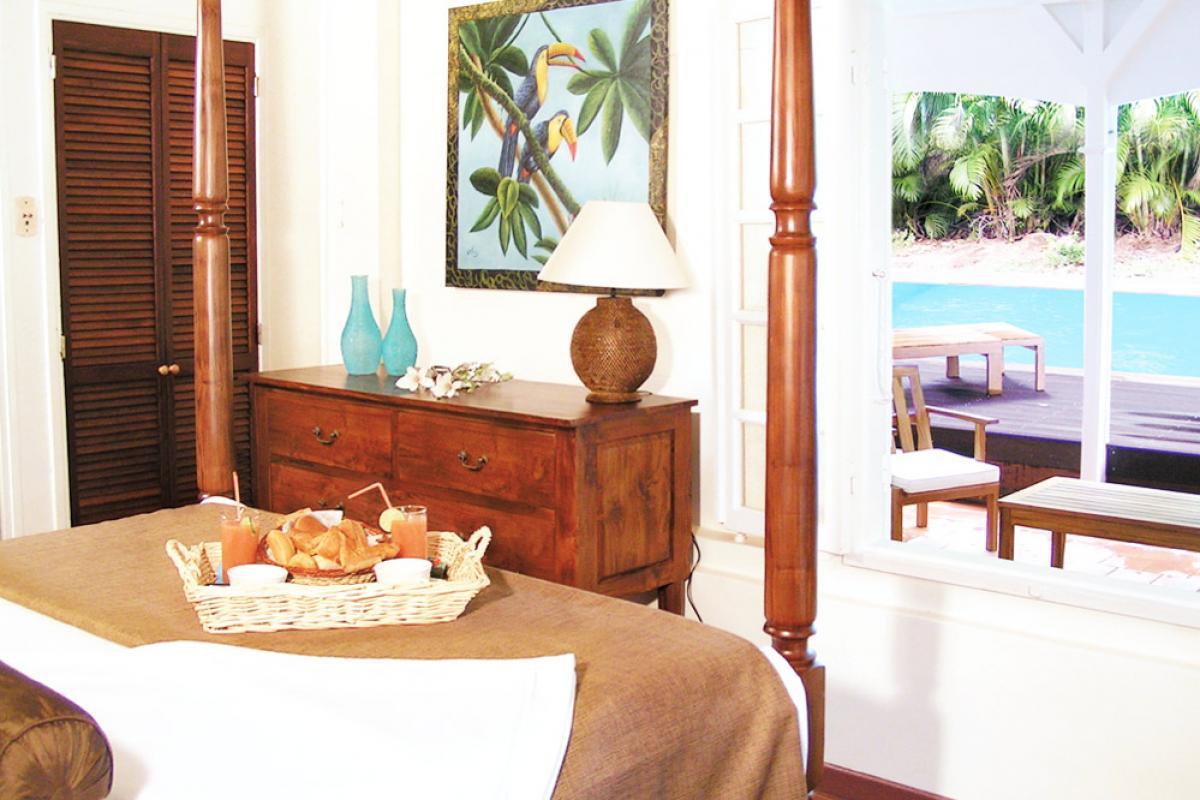 Location villa 100m de la plage - La Chambre