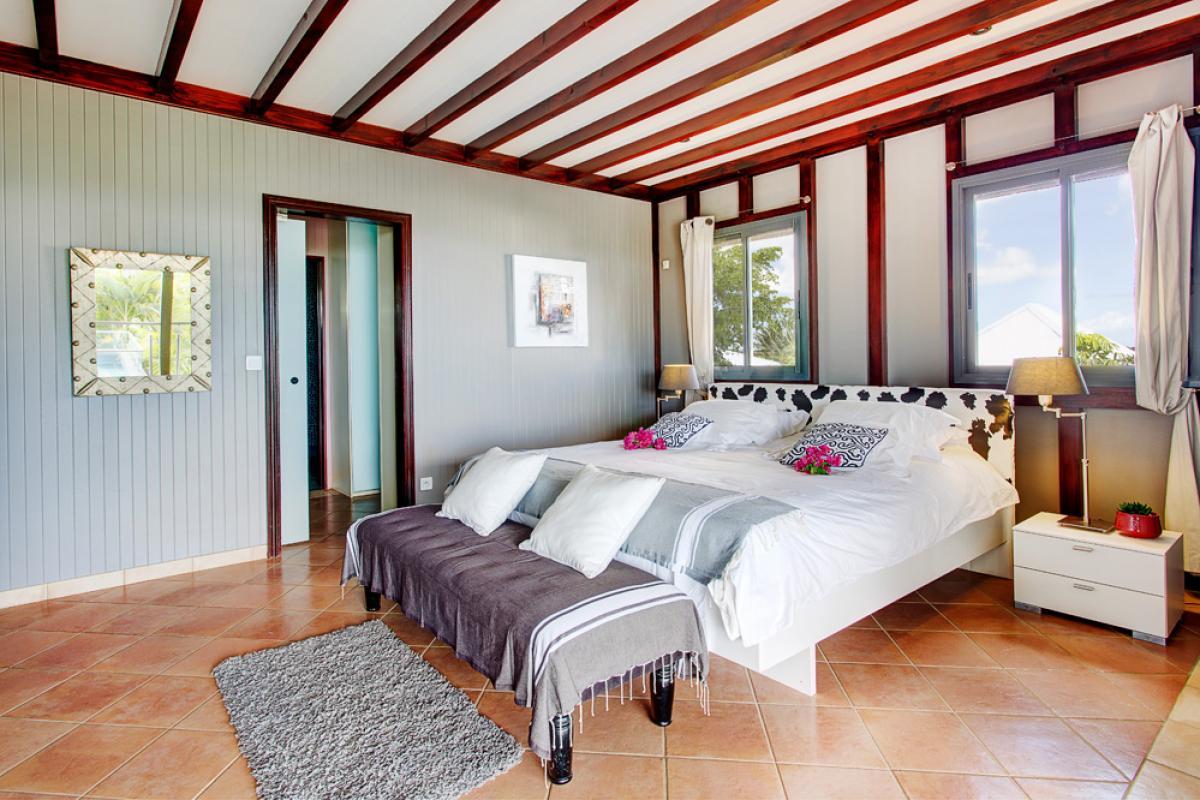 Villa de prestige vue mer avec piscine en Guadeloupe - La Suite Parentale