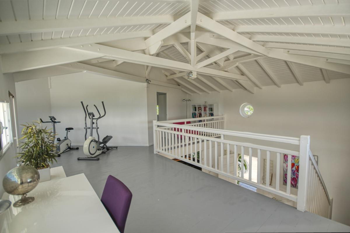 Villa vue mer 180° à louer en Guadeloupe - 4 chambres
