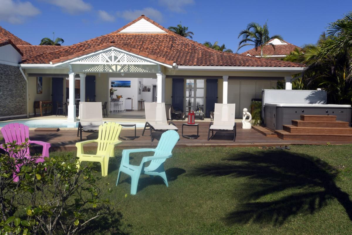 Location Guadeloupe - Vue d'ensemble