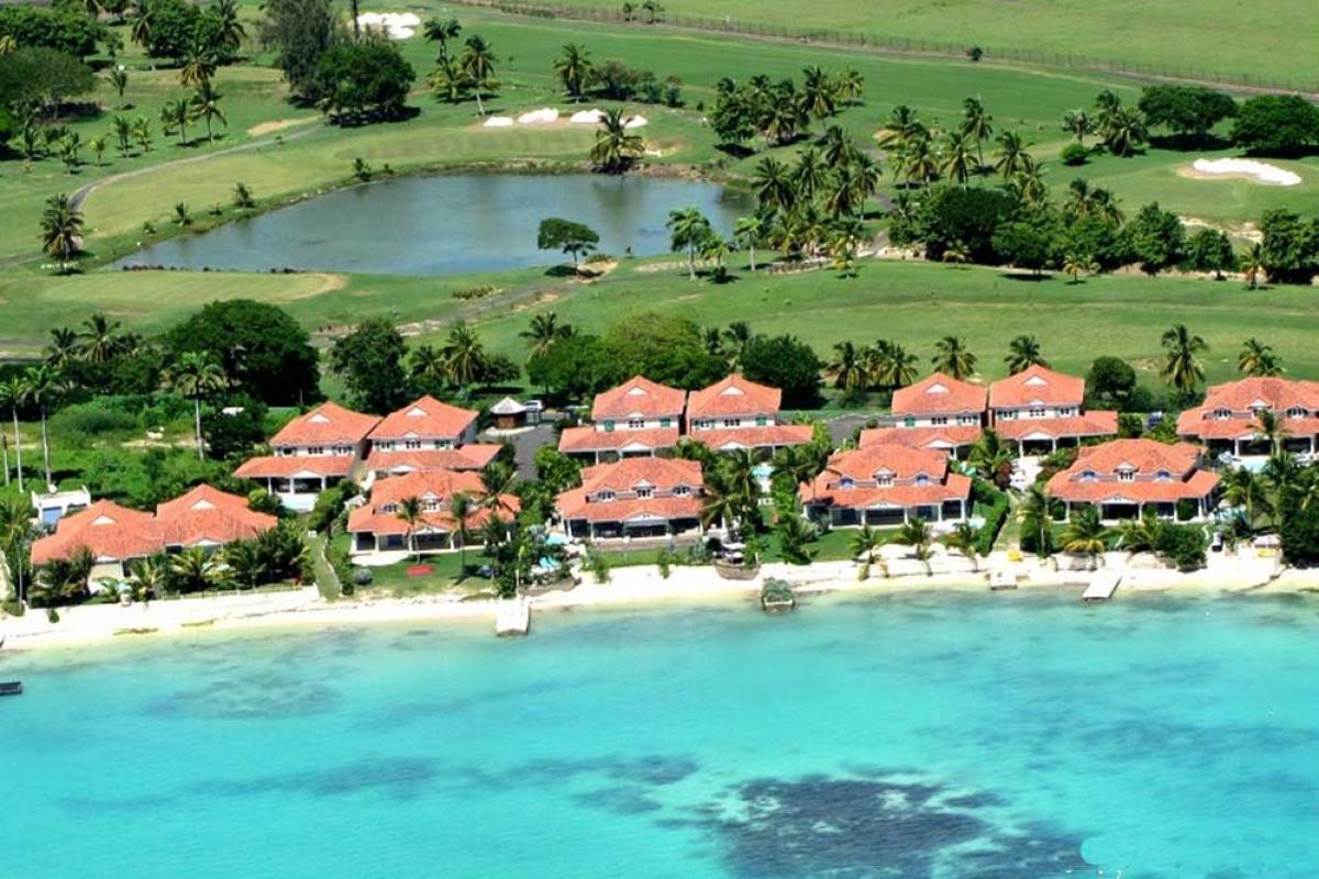 Villa luxe Guadeloupe - La résidence