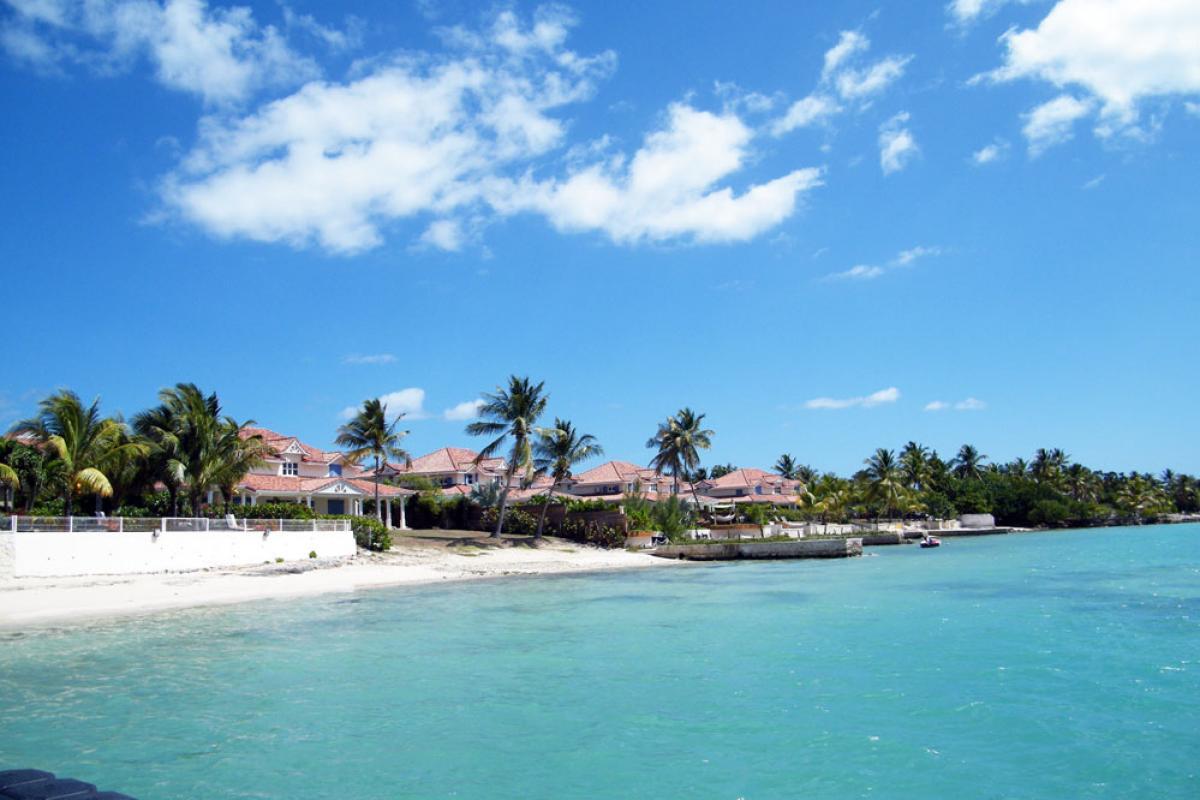 Villa luxe Guadeloupe - Vue du quartier