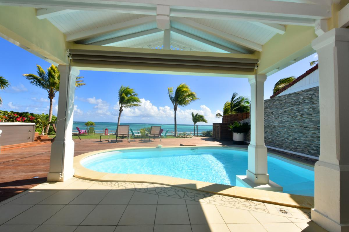 Villa luxe Guadeloupe - Vue mer