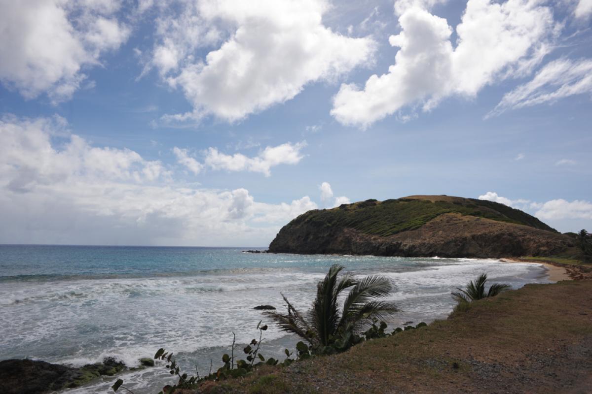 Location piscine vue mer Les Saintes - Vue Mer