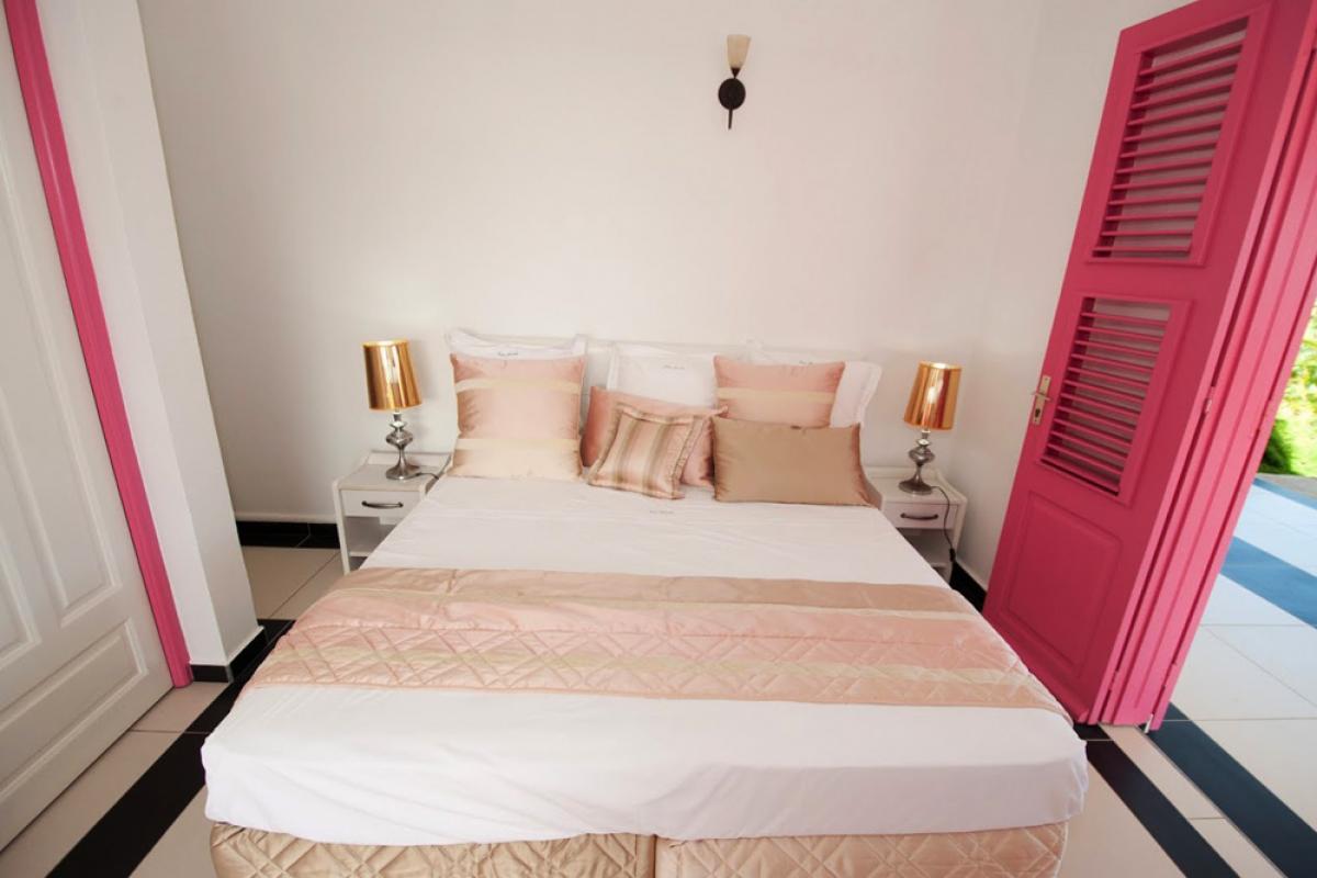 Villa en location avec jacuzzi - La Chambre 2
