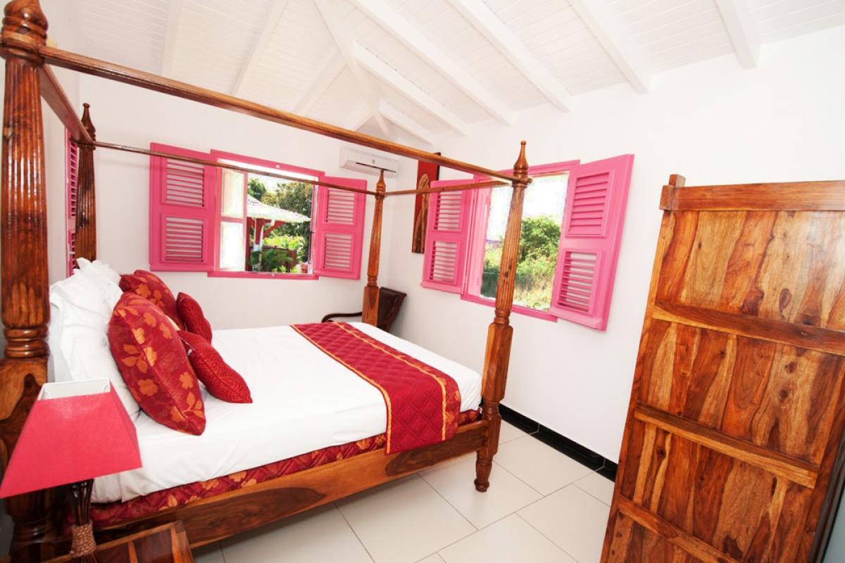 Villa en location avec jacuzzi - La Chambre 3