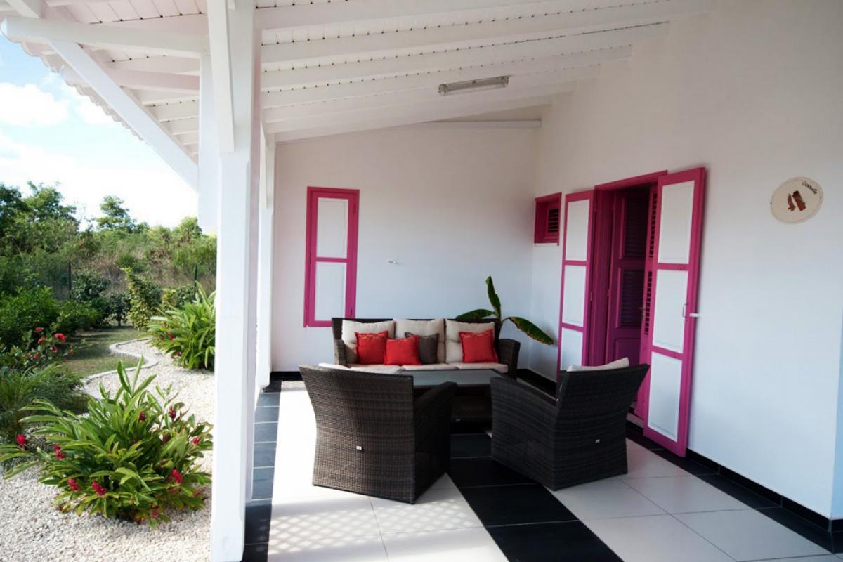 Villa en location avec jacuzzi - La Terrasse