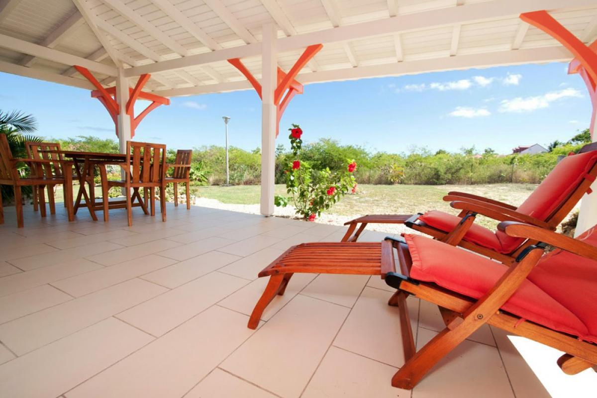 Location villa au charme créole - La Terrasse