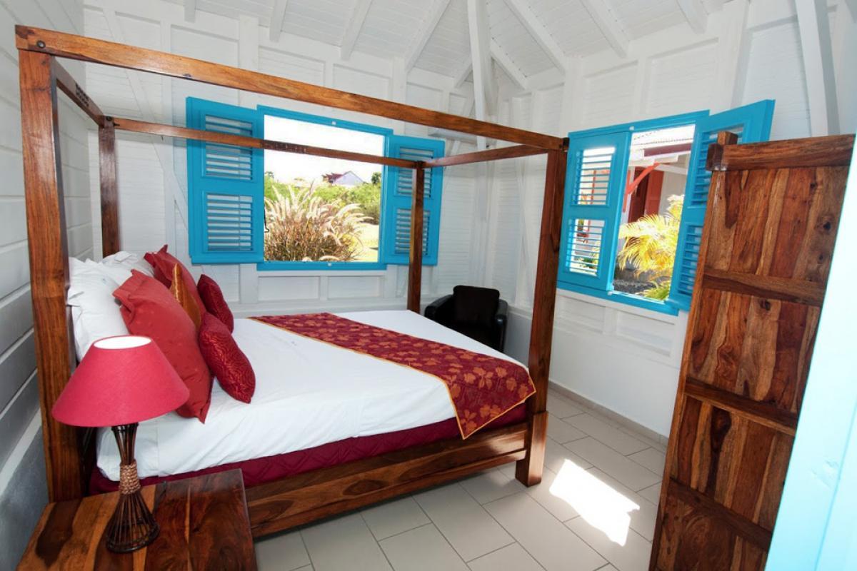 Villa de charme à Marie Galante - La chambre