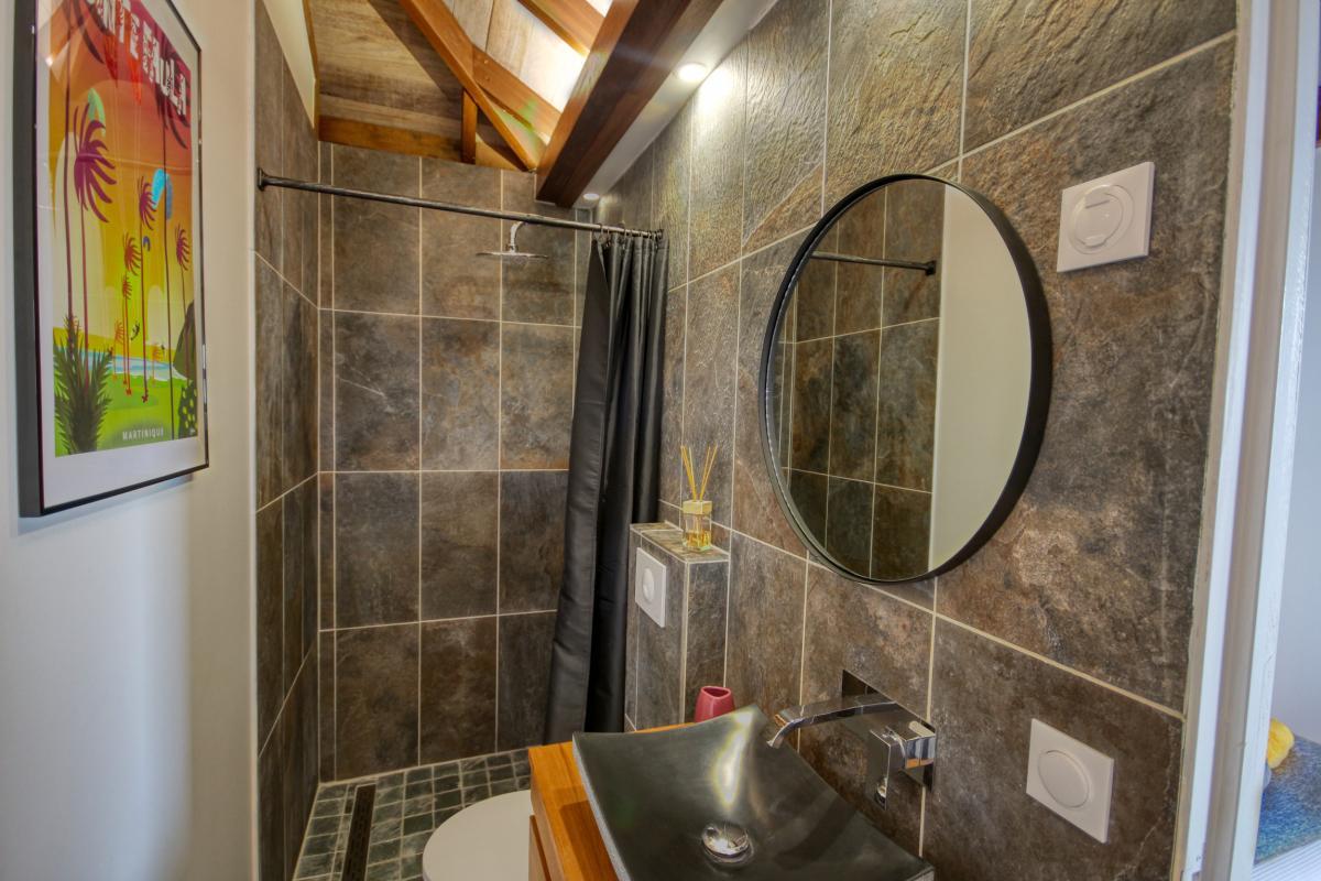location villa de luxe martinique grande anse vue mer piscine 12 personnes chambre 3 sde