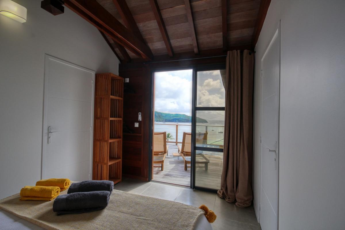 location villa de luxe martinique grande anse vue mer piscine 12 personnes chambre 4