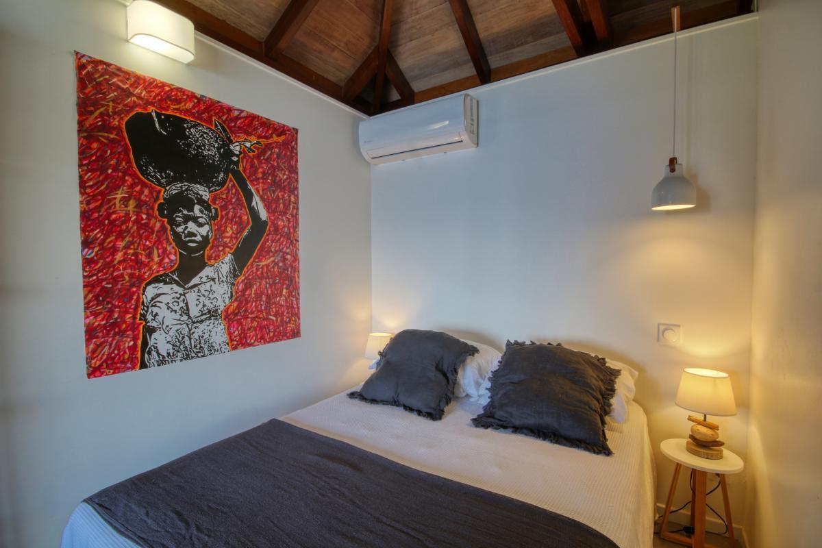 location villa de luxe martinique grande anse vue mer piscine 12 personnes chambre 5